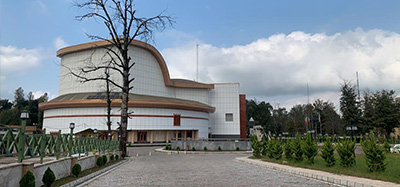 The Eminent Art Center of the City of Rasht, Rascht